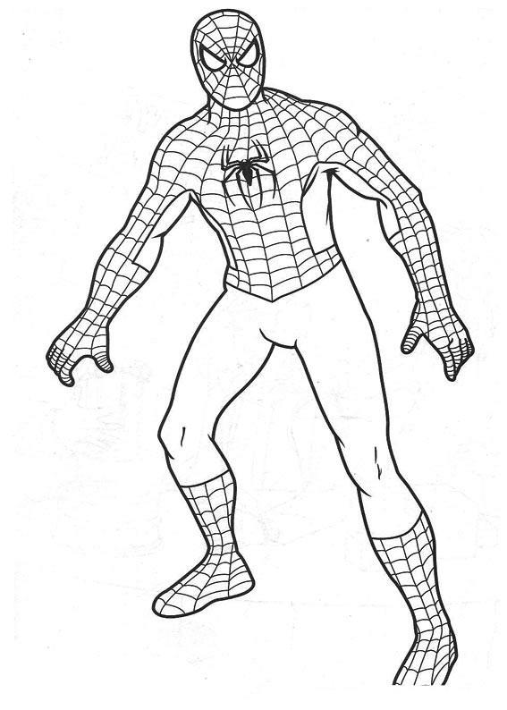 Omalovanky Spider Man Supermamina Cz Portal Pro Vsechny Maminky