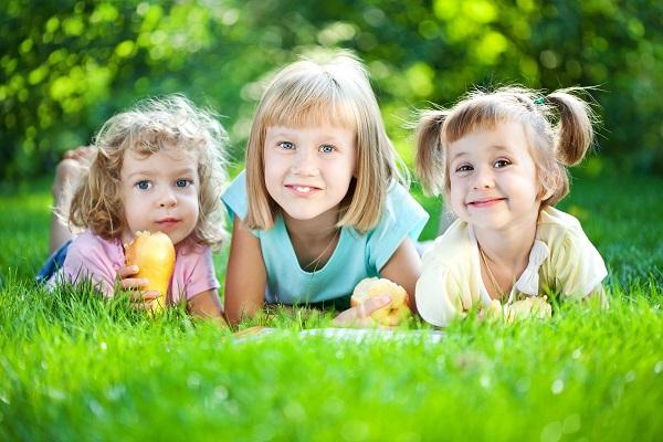 Jak zabavit menší děti o prázdninách