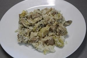 Sójová směs s rýží