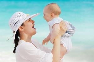 Dovolená u moře s miminkem?