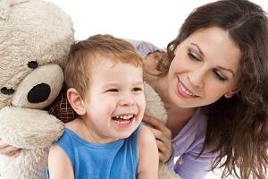Učme děti mluvit o svých pocitech