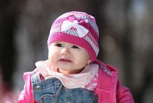 Jak obléct malé dítě? Zvolte raději více vrstev!