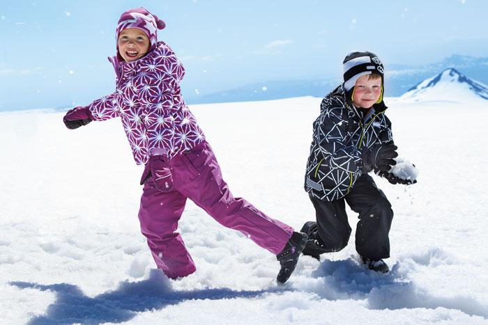 Зимняя финская одежда для девочек. . Главная